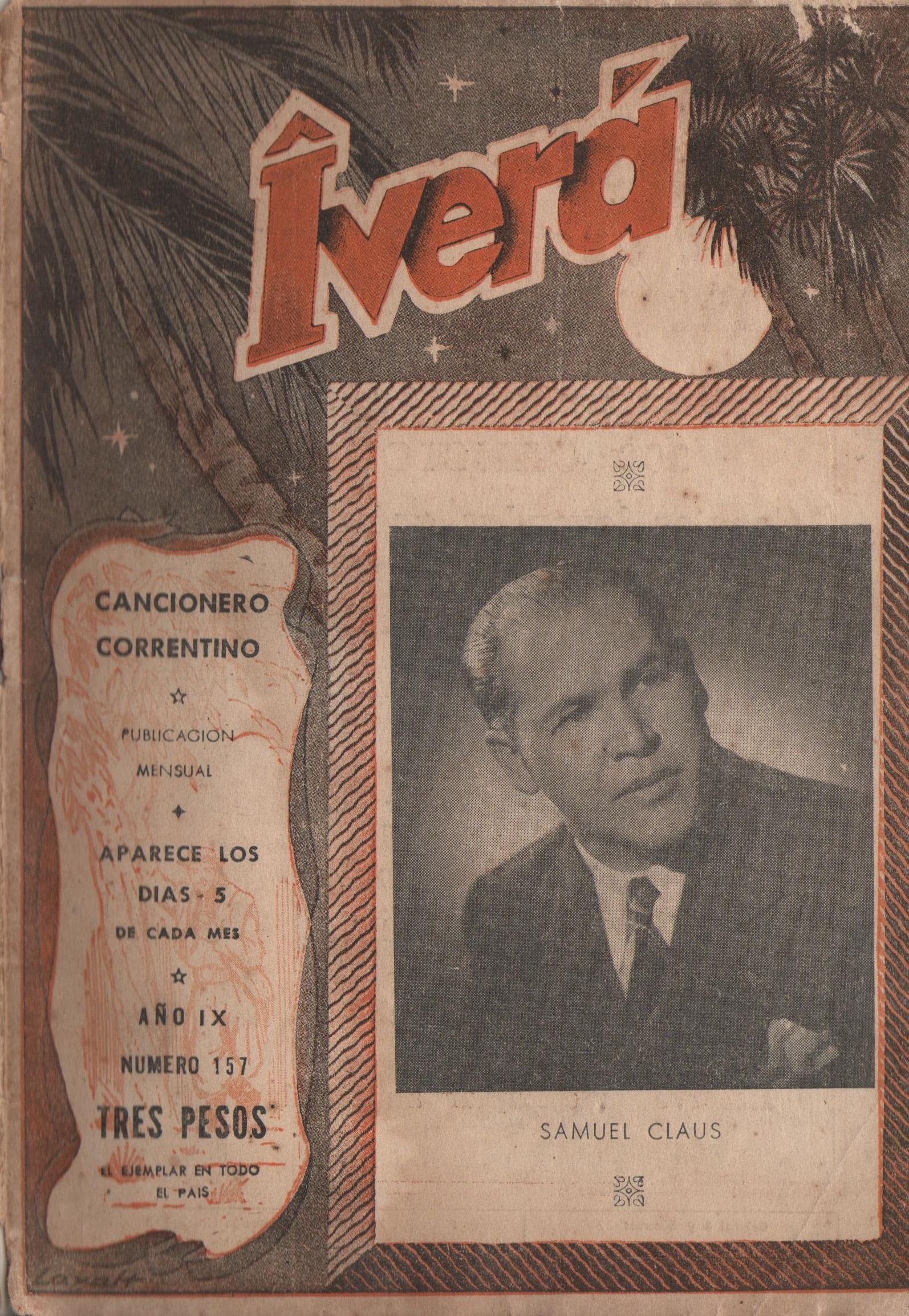 Nº 157 - 5 de Agosto de 1952