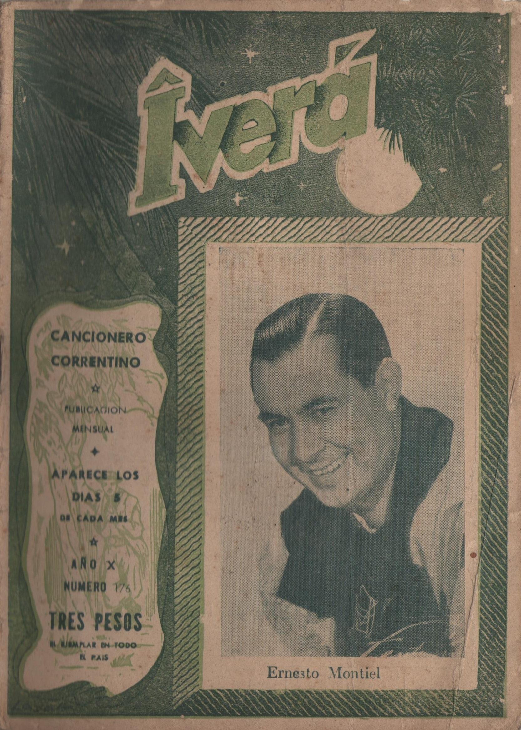 Nº 176 - 5 de Mayo de 1954