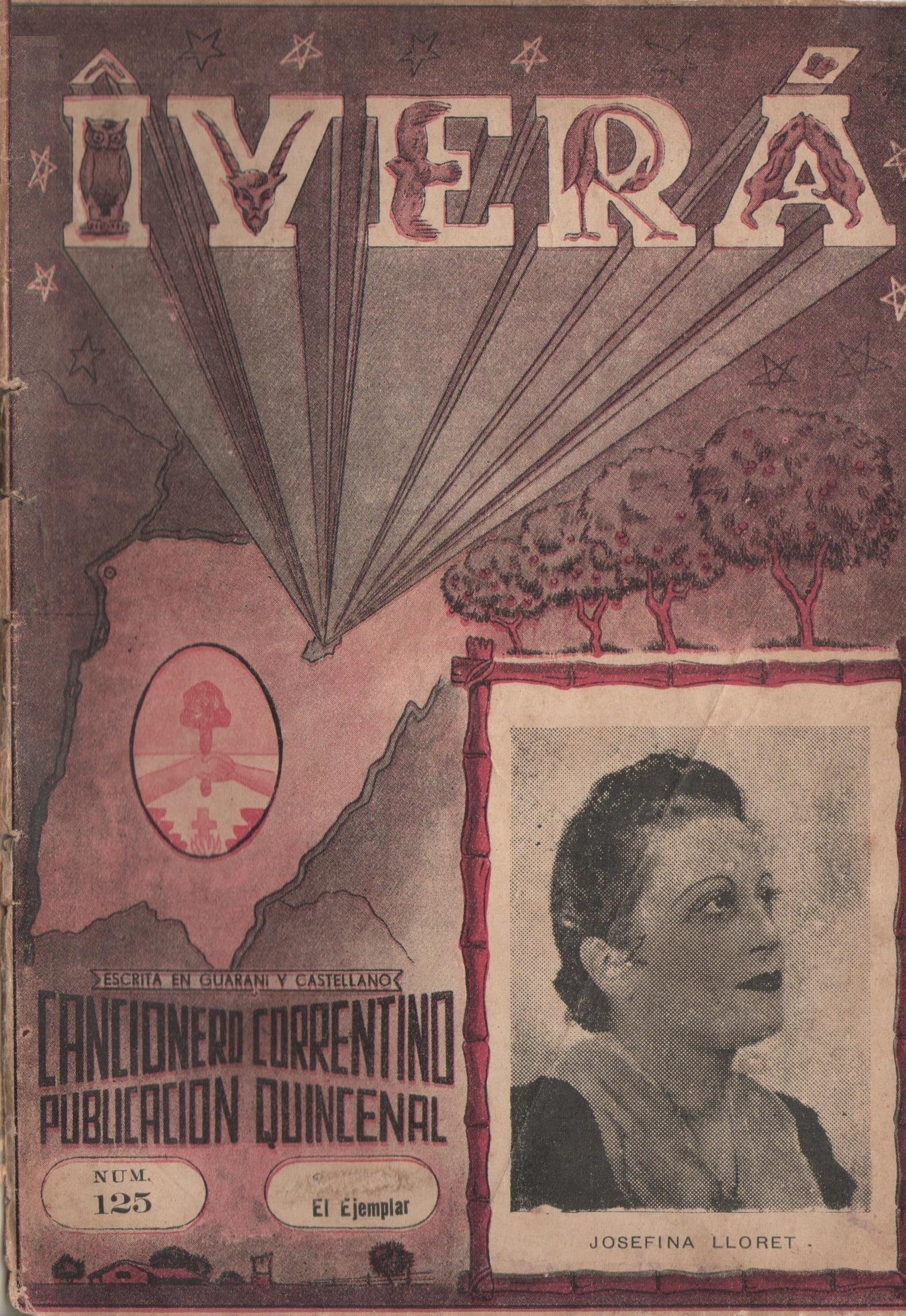 Nº 125 - 15 de Marzo de 1950