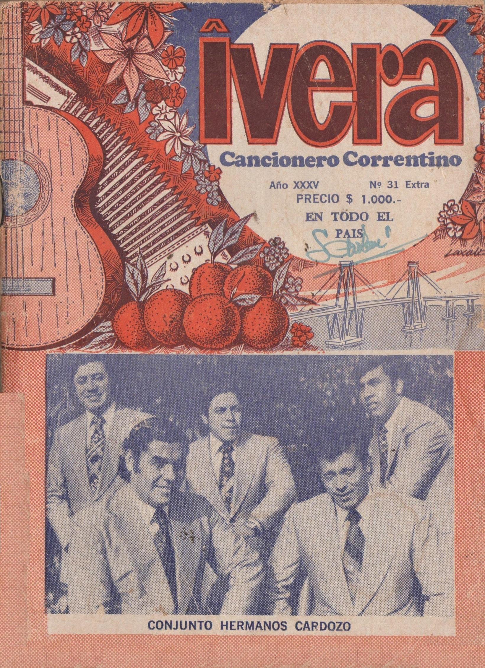 Nº 31 Extra - Abril / Mayo de 1978