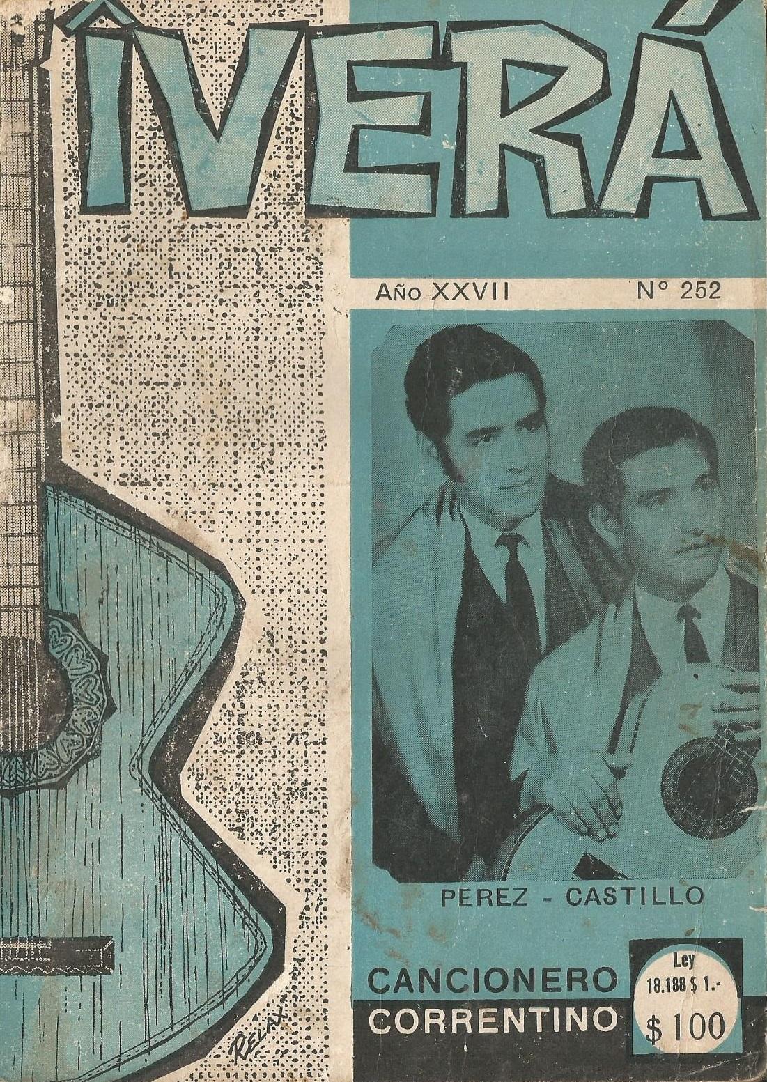 Nº 252 - Abril de 1970